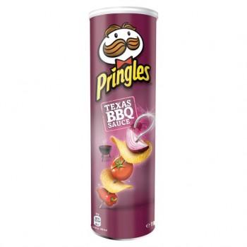Pringles Texas Bbq 190G