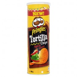 Pringles Tortilla Chilli 180G