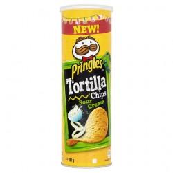 Pringles Tortilla Sour Cream 180G
