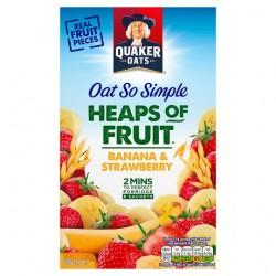 Quaker Oat So Simple Heaps Of Fruit 8X35.5G
