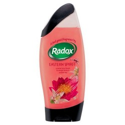 Radox Eastern Spirit Shower Pink 250Ml