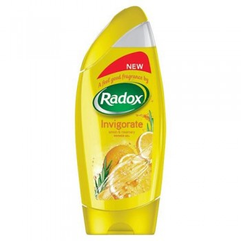 Radox Feel Good Fragrance Invigorate Shower Gel 250Ml