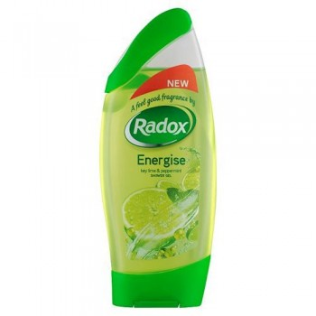 Radox Shower Gel Energise Lime 250Ml