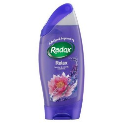 Radox Shower Gel Relax 250Ml