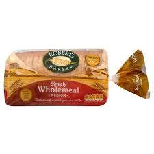 Roberts Wholemeal Medium Sliced 800G