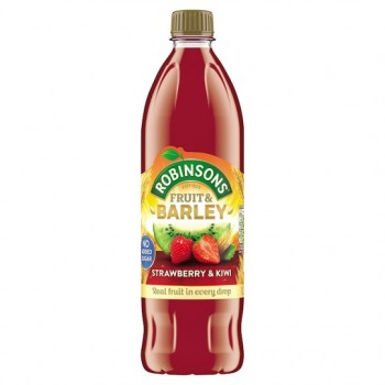 Robinsons Fruit And Barley Strawberry And Kiwi 1L
