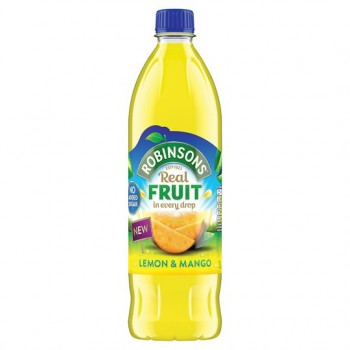 Robinsons Lemon And Mango Squash 1Litre