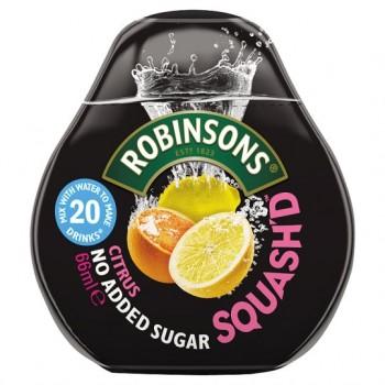 Robinsons Squashd Citrus 66Ml