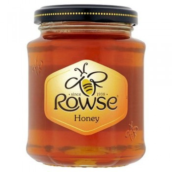 Rowse Pure Natural Blossom Honey Clear 250G