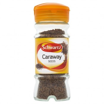 Schwartz Caraway Seed 38G Jar