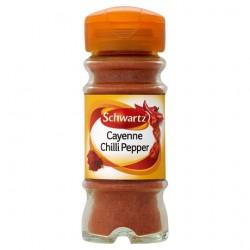 Schwartz Cayenne Pepper 26G Jar