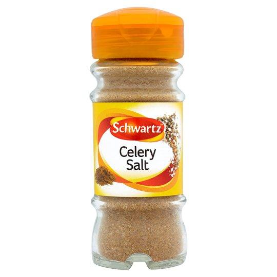Schwartz Celery Salt 72g Jar British Foods Direct
