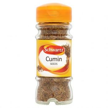 Schwartz Cumin Seed 35G Jar