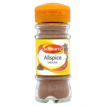 Schwartz Ground Allspice 37G Jar
