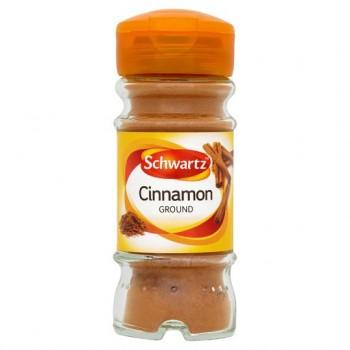 Schwartz Ground Cinnamon 33G Jar