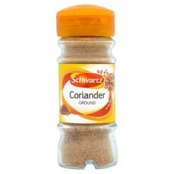 Schwartz Ground Coriander 24G Jar