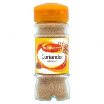 Schwartz Ground Coriander 24G Jar