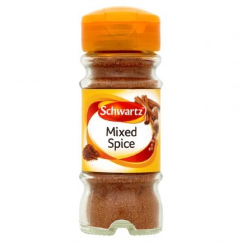 Schwartz Ground Mixed Spice 28G Jar