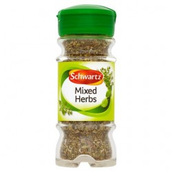 Schwartz Mixed Herbs 9G Jar