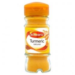 Schwartz Turmeric 31G Jar