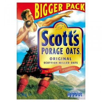 Scotts Porridge Oats 1.5Kg