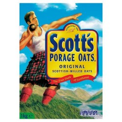Scott's Porridge Oats 1Kg