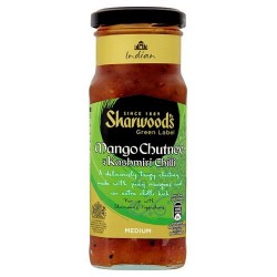 Sharwoods Mango Chutney Chilli 360G