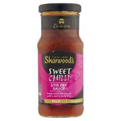 Sharwoods Stir Fry Sweet Chilli And Lemon Grass Sce195g