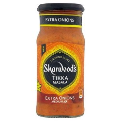 Sharwoods Tikka Extra Onion 420G
