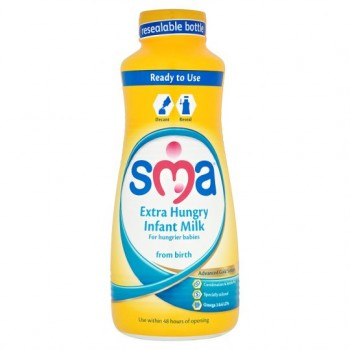 Sma 2 Extra Hungry Infant Milk 1L