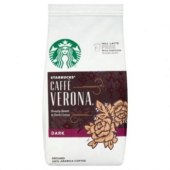 Starbucks Verona Ground Coffee 200G