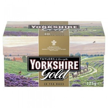 Taylors Yorkshire Gold 40S 125G