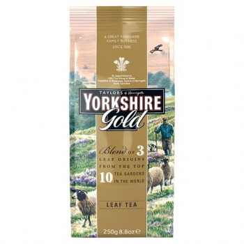 Taylors Yorkshire Gold Loose Leaf Tea 250G