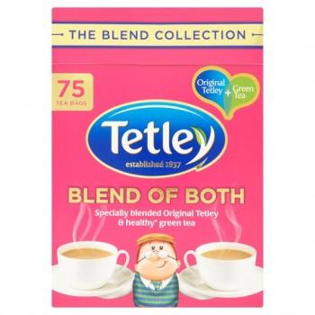 Tetley Blend Of Both Tea Bags 75S 237G
