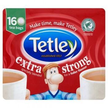 Tetley Extra Strong Teabags 160'S 500G