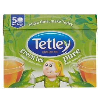 Tetley Pure Green 50 Teabags
