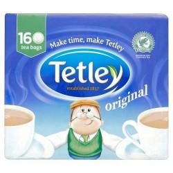 Tetley Softpack 160 Teabags 500G