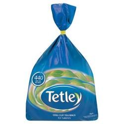 Tetley Tea Bags 440 Pack 1Kg