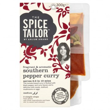 The Spice Tailor Southern Pepper Curry 300G