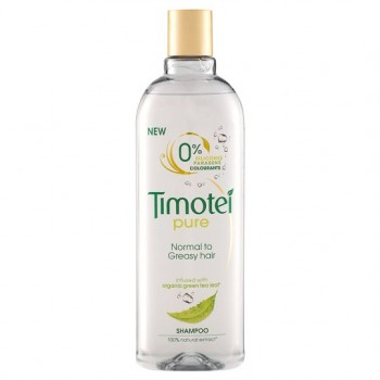Timotei Pure Shampoo 400Ml