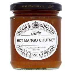 Tiptree Hot Mangos Chutney 220G