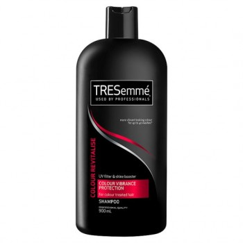 Tresemme Colour Revitalising Fade Protection Shampoo 900Ml