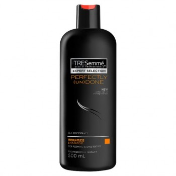 Tresemme Perfectly Undone Shampoo 500Ml