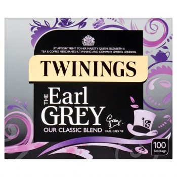 Twinings Earl Grey 100 Teabags 250G