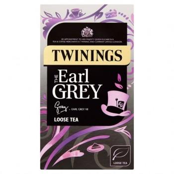 Twinings Earl Grey Leaf Tea 125G