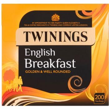 Twinings English Breakfast 200S 500G
