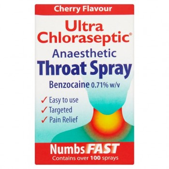 Ultra Chloraseptic Spray Cherry 15Ml
