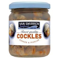 Van Smirren Cockles In Vinegar 205G