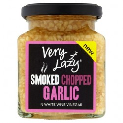 Very Lazy Smoked Choped Garlic 200G