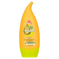 Vosene 2 In 1 Anti Dandruff Shampoo Conditioner 250Ml